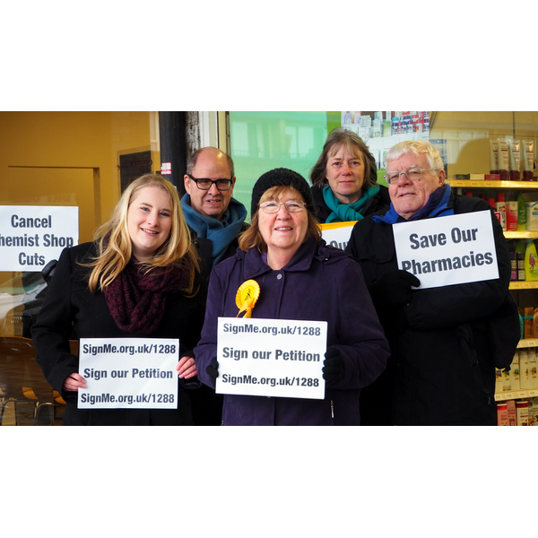 Save our Pharmacies