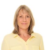 County Councillor Sally Symington