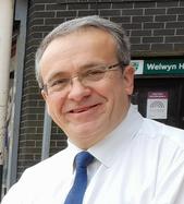 Councillor Paul Zukowskyj (Hatield South)